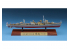 Hasegawa maquette bateau 43174 Destroyer IJN Hayami (type Yuun) Full Hull Special 1/700