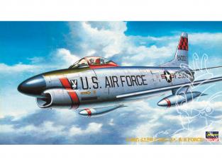 HASEGAWA maquette avion 51405 Sabre F-86D «U.S.Air Force» 1/72