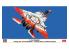 HASEGAWA maquette avion 02312 F-15J Eagle «305SQ 40th Anniversary» avec pièces de buse haute précision 1/72