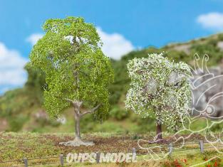 Faller végétation 181190 2 PREMIUM Cerisiers sauvages environ 120mm + 85mm