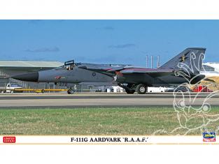 HASEGAWA maquette avion 02314 F-111G Ardberg «Australian Air Force» 1/72