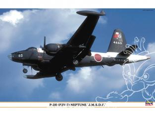 HASEGAWA maquette avion 01902 P-2H (P2V-7) Neptune «JMSDF» 1/72