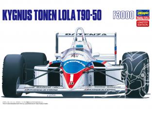 Hasegawa maquette voiture 20413 Kygnus Tonen Lola T90-50 1/24