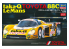 Hasegawa maquette voiture 20416 TakaQ Toyota 88C (type Le Mans) 1/24