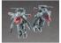 Hasegawa maquette serie 64116 Maschinen Krieger Fireball SG «Intruder» 1/35