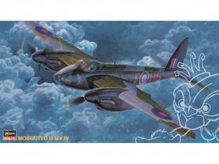 HASEGAWA maquette avion 51217 Mosquito B Mk.IV 1/72