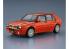 HASEGAWA maquette voiture CD-9 Lancia Delta HF Integrale «Evolzione» 1/24