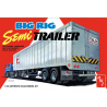 AMT maquette camion 1164 Semi-remorque Big Rig 1/25