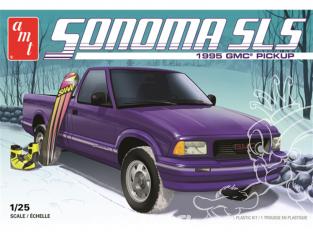 AMT maquette camion 1168 GMC Sonoma SLS Pickup 1/25