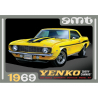AMT maquette camion 1093 11969 Chevy Camaro Yenko 1/25