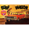 """AMT maquette camion 1131 1965 Chevy Chevelle """"Surf Wagon"""" (4 'n 1) 1/25"""
