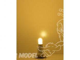 Faller 180660 Socle d&39éclairage LED chaud blanc