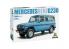 Italeri maquette voiture 3640 MERCEDES BENZ G230 1/24