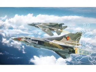 Italeri maquette avion 2798 MiG-23 MF/BN FLOGGER 1/48