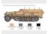 Italeri maquette militaire 7077 Sd.Kfz. 251/8 AMBULANCE 1/72