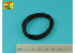 Aber CB055 Câble électrique fin diamètre 0,55 mm longueur 5 m