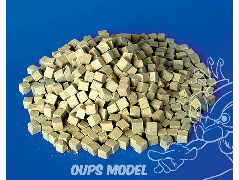 Plus Model 4004 Pavé en resine imitation grès 1/48