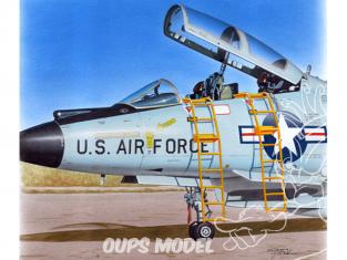 Plus Model AL4086 Echelles pour un McDonnell F-101 Voodoo 1/48
