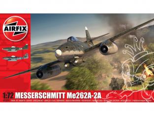 Airfix maquette avion A03090 Messerschmitt ME262A-2A 1/72