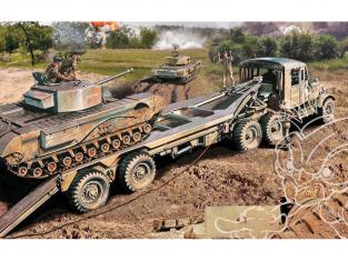 Airfix maquette militaire A02301V Transporteur de chars Scammel 1/76