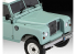 Revell maquette voiture 07047 Land Rover Series III 1/24