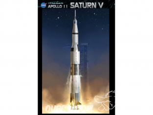 Dragon espace 11017 Fusée Saturn V Apollo 11 1/72