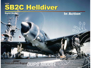 Librairie Squadron 10235 SB2C Helldiver in Action (SC)