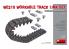 Mini Art maquette accessoires militaire 35323 WE210 ENSEMBLE de chenilles 1/35