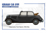 Mini Art maquette militaire 38016 VOITURE ALLEMANDE Mercedes 170V CABRIO SALOON 1/35