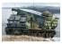 TRUMPETER maquette militaire 01048 Système de fusée à lancement multiple M270 / A1 Norvège 1/35