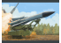 "TRUMPETER maquette militaire 09550 5V28 of 5P72 Missile sol-air russe Sam-5 ""Gammon"" 1/35"
