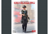 Icm maquette figurine 16109 Femme Officier de police britannique (100% nouveaux moules) 1/16