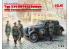 Icm maquette figurines 35539 Mercedes Type 320 (W142) Berline avec personnel allemand WWII 1/35
