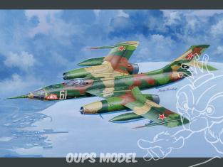 Hobby Boss maquette avion 81768 Yakovlev Yak-28PP Brewer-E 1/48
