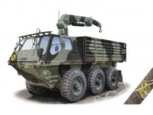 Ace Maquettes Militaire 72436 FV-623 Stalwart Mk.2 avec grue 1/72