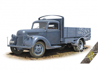 Ace Maquettes Militaire 72576 V-3000 German 3t truck (early flatbed) 1/72