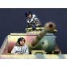 Alpine figurine 35132 Ensemble Figurines Commandant de Panther allemand n°1 et n°2 1/35