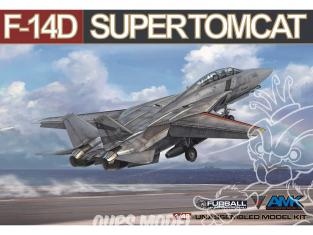 AMK maquette avion 88007 F-14D Super Tomcat 1/48