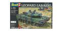 REVELL maquette militaire 03187 LEOPARD 2 A5/A5 NL 1/72