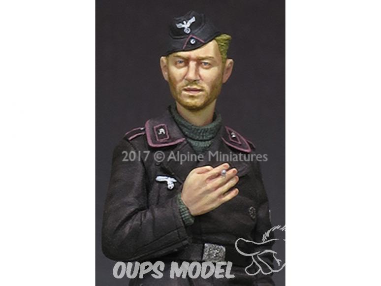 Alpine figurine 35226 Equipier de Panzer allemand n°1 1/35