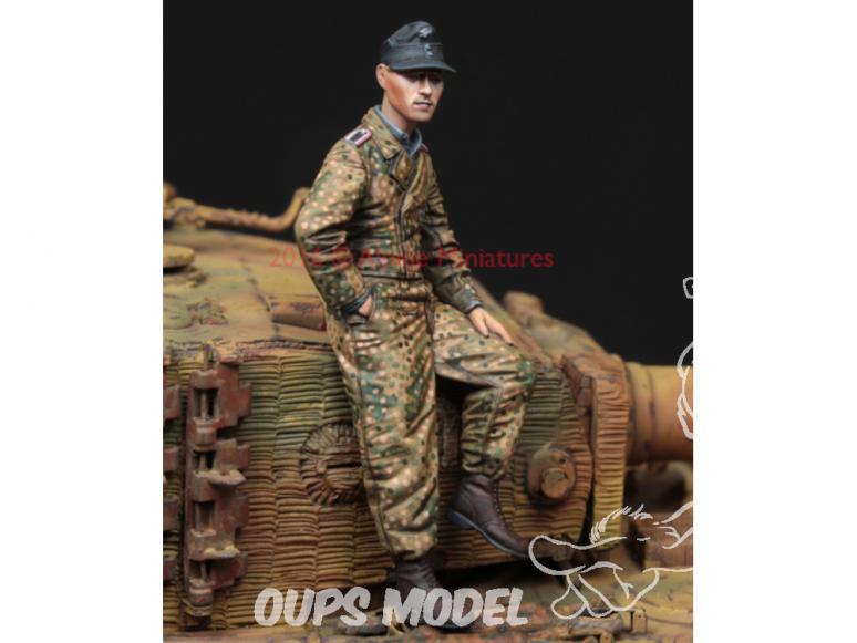Alpine figurine 35224 WSS Equipier de Tigre 44/45 1/35