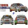tamiya maquette voiture 24209 Toyota corolla wrc 1/24