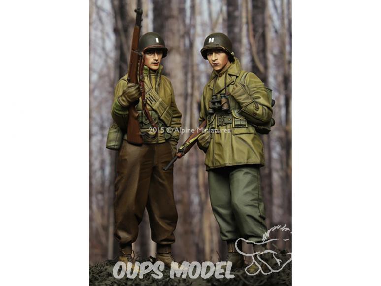 Alpine figurine 35204 (2 figurines) 1/35