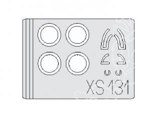Eduard Express Mask XS131 I16 Rata Type 18 1/72