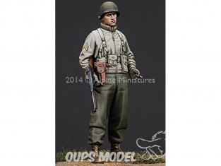 Alpine figurine 35184 Sous-officier d'infanterie US WWII 1/35