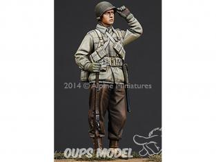 Alpine figurine 35185 Infanterie US WWII 1/35