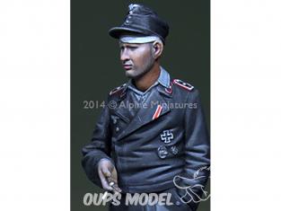 Alpine figurine 35181 Equipage blessé de Panzer allemand n°1 1/35