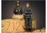 Alpine figurine 35177 Set ensemble Commandant de Panzer n°1 et n°2 (2 figurines) 1/35
