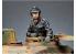 Alpine figurine 35173 SS Commandant de Panzer Commander n°2 1/35