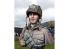 Alpine figurine B002 Buste 82nd Airborne All American 1/16